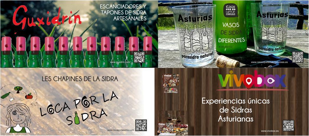 Mercadín de la Sidra y la Manzana – 20 al 28 Agosto Gijón