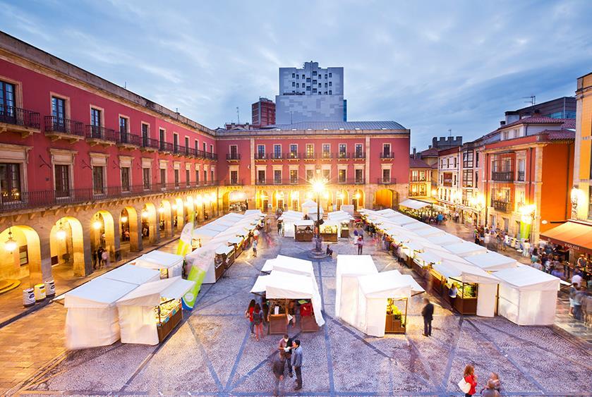 Mercado Gijón – Os esperamos